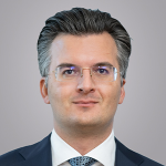 Portrait of Prof. Dr. Baležentis