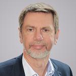 Portrait of Prof. Dr. Holm