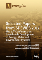 Special issue Selected Papers from SDEWES 2017: The 12th Conference on Sustainable Development of Energy, Water and Environment Systems book cover image