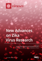 Special issue New Advances on Zika Virus Research book cover image