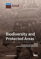 Special issue Biodiversity and Protected Areas book cover image