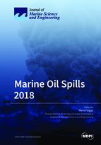 Special issue Marine Oil Spills 2018 book cover image