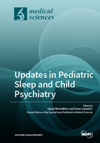Special issue Updates in Pediatric Sleep and Child Psychiatry book cover image