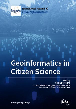 Geoinformatics in Citizen Science