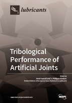 Special issue Tribological Performance of Artificial Joints book cover image