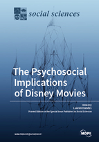 Special issue The Psychosocial Implications of Disney Movies book cover image