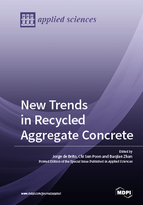 Special issue New Trends in Recycled Aggregate Concrete book cover image