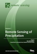 Special issue Remote Sensing of Precipitation book cover image