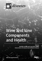 Special issue Wine and Vine Components and Health book cover image