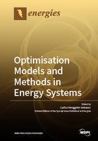 Special issue Optimisation Models and Methods in Energy Systems book cover image