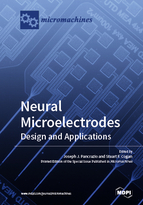 Special issue Neural Microelectrodes: Design and Applications book cover image