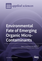 Special issue Environmental Fate of Emerging Organic Micro-Contaminants book cover image