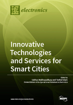 Special issue Innovative Technologies and Services for Smart Cities book cover image