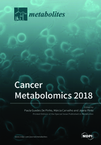 Special issue Cancer Metabolomics 2018 book cover image