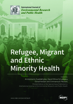 Special issue Refugee, Migrant and Ethnic Minority Health book cover image