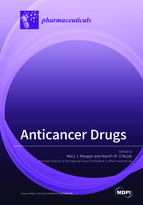 Special issue Anticancer Drugs book cover image