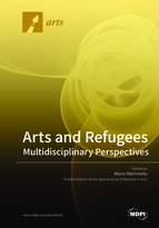 Special issue Arts and Refugees: Multidisciplinary Perspectives book cover image