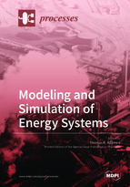 Special issue Modeling and Simulation of Energy Systems book cover image