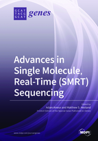 Special issue Advances in Single Molecule, Real-Time (SMRT) Sequencing book cover image