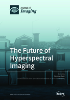 Special issue The Future of Hyperspectral Imaging book cover image
