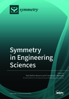 Special issue Symmetry in Engineering Sciences book cover image