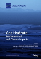 Special issue Gas Hydrate: Environmental and Climate Impacts book cover image