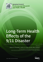 Special issue Long-Term Health Effects of the 9/11 Disaster book cover image