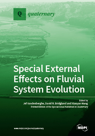 Special External Effects on Fluvial System Evolution