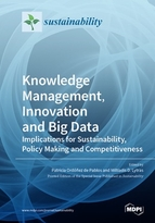 Special issue Knowledge Management, Innovation and Big Data: Implications for Sustainability, Policy Making and Competitiveness book cover image