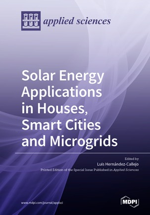 Solar Energy Applications in Houses, Smart Cities and Microgrids