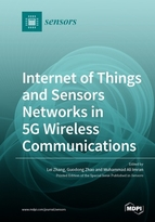 Special issue Internet of Things and Sensors Networks in 5G Wireless Communications book cover image
