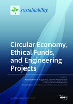 Special issue Circular Economy, Ethical Funds, and Engineering Projects book cover image