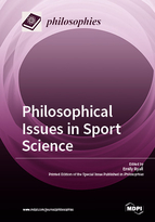 Special issue Philosophical Issues in Sport Science book cover image