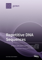 Special issue Repetitive DNA Sequences book cover image