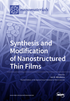 Special issue Synthesis and Modification of Nanostructured Thin Films book cover image