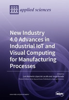 Special issue New Industry 4.0 Advances in Industrial IoT and Visual Computing for Manufacturing Processes book cover image
