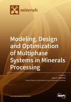 Special issue Modeling, Design and Optimization of Multiphase Systems in Minerals Processing book cover image