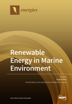 Special issue Renewable Energy in Marine Environment book cover image
