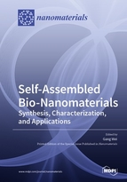 Special issue Self-Assembled Bio-Nanomaterials: Synthesis, Characterization, and Applications book cover image