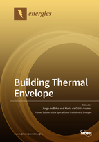 Special issue Building Thermal Envelope book cover image