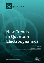 Special issue New Trends in Quantum Electrodynamics book cover image