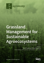 Special issue Grassland Management for Sustainable Agroecosystems book cover image