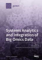 Special issue Systems Analytics and Integration of Big Omics Data book cover image