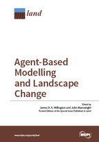 Special issue Agent-Based Modelling and Landscape Change book cover image