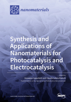 Special issue Synthesis and Applications of Nanomaterials for Photocatalysis and Electrocatalysis book cover image