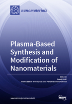 Special issue Plasma based Synthesis and Modification of Nanomaterials book cover image