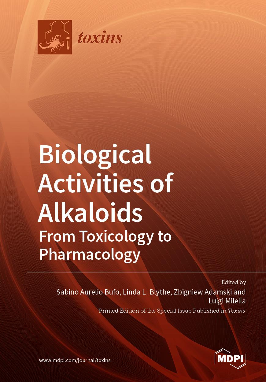 Biological Activities of Alkaloids