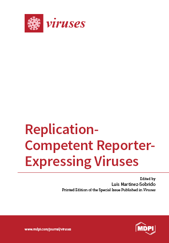 Replication-Competent Reporter-Expressing Viruses
