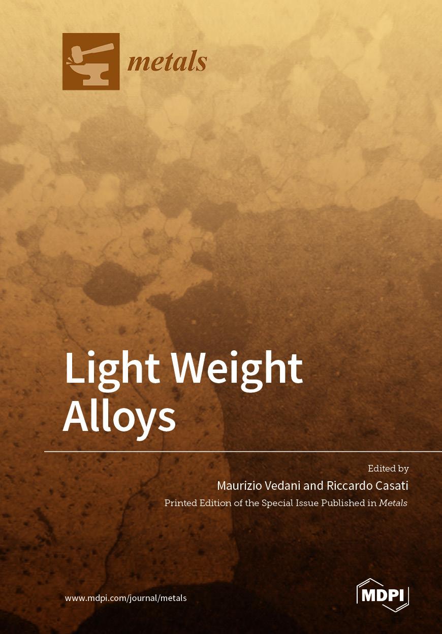 Light Weight Alloys