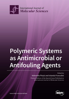 Special issue Polymeric Systems as Antimicrobial or Antifouling Agents book cover image